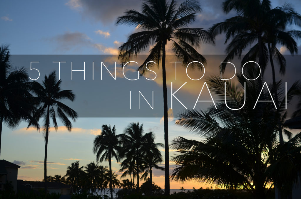 kauai family vacation, what to do in kauai, kauai travel video, what to see in kauai