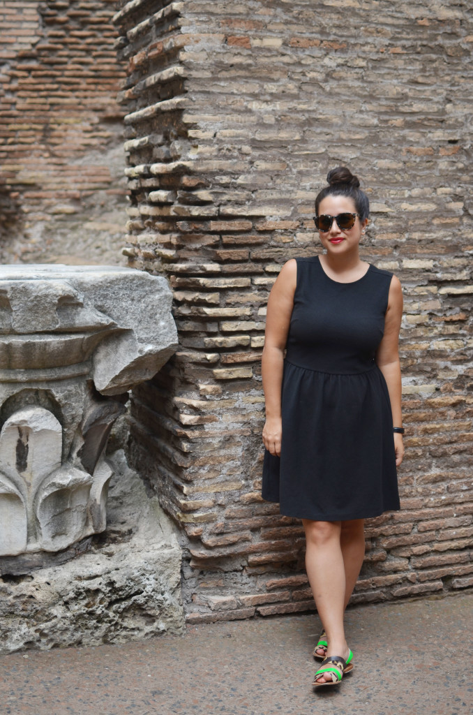 fashion blogger in rome, what to wear in italy september, how to pack for italy honeymoon, alicia fashionista