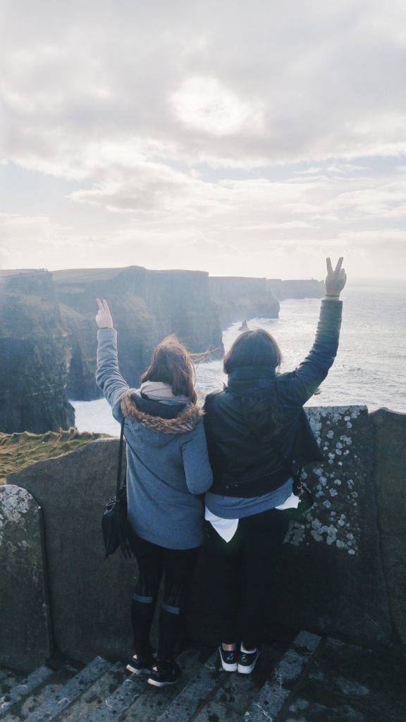 ireland travel diary, where to go in ireland, how to see ireland in 6 days, alicia fashionista, canadian travel blogger, cliffs of moher 2016