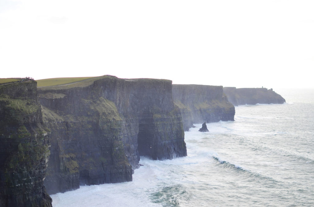 ireland travel diary, where to go in ireland, how to see ireland in 6 days, alicia fashionista, canadian travel blogger, cliffs of moher 2016, galway tours cliffs of moher