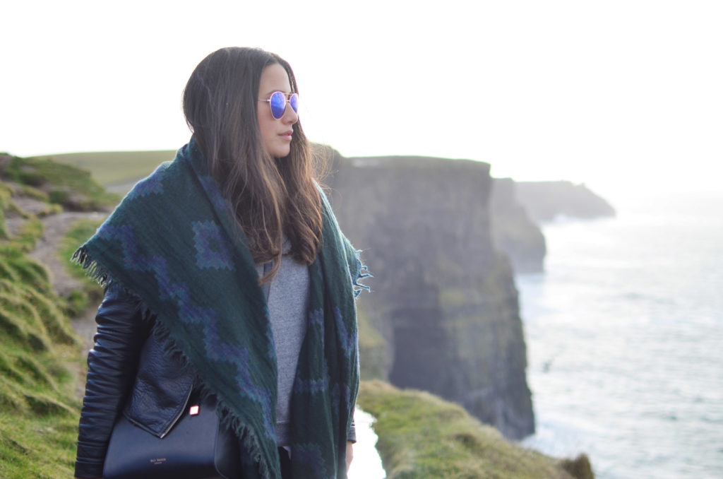 ireland travel diary, where to go in ireland, how to see ireland in 6 days, alicia fashionista, canadian travel blogger, cliffs of moher galway tours