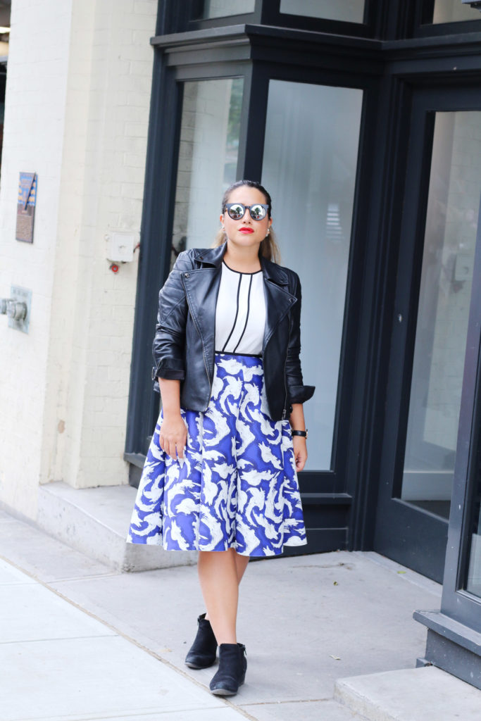 alicia fashionista, canadian fashion blog, curvy style blogger, what to wear in vancouver, fall transitions