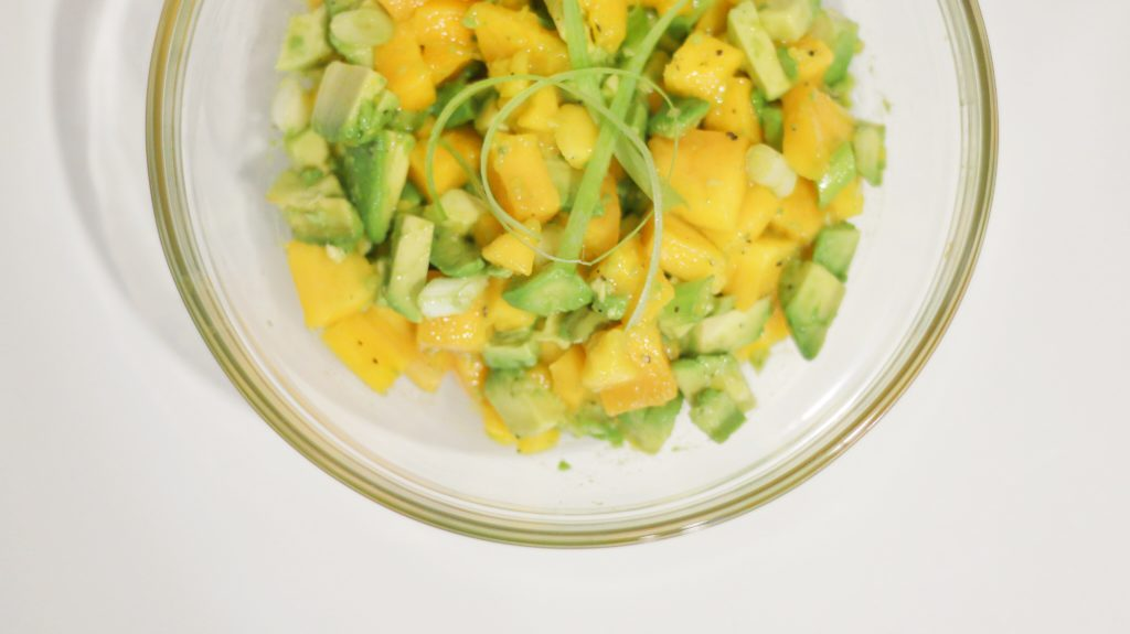 ... dishes, best appetizer ideas, mango avocado salsa, simple mango recipe