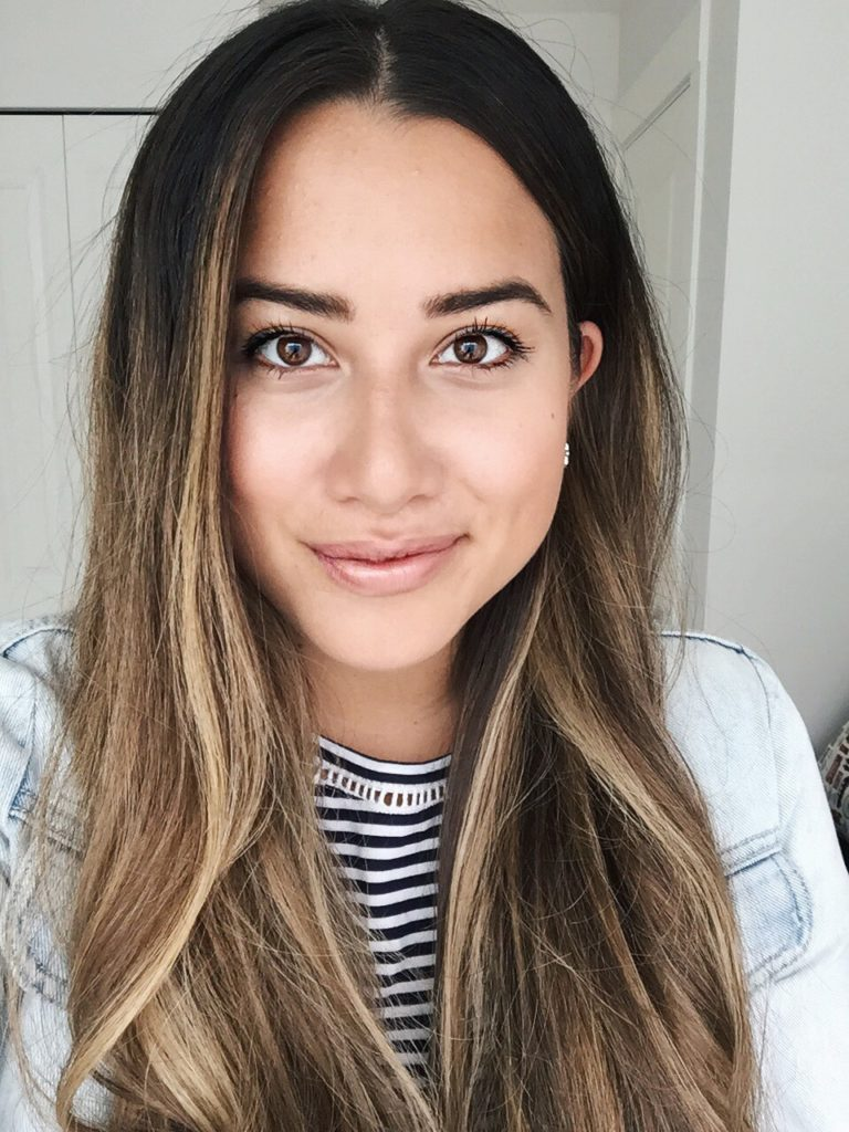 vancouver beauty blogger, how to get the no makeup makeup look, alicia fashionista, half asian blogger