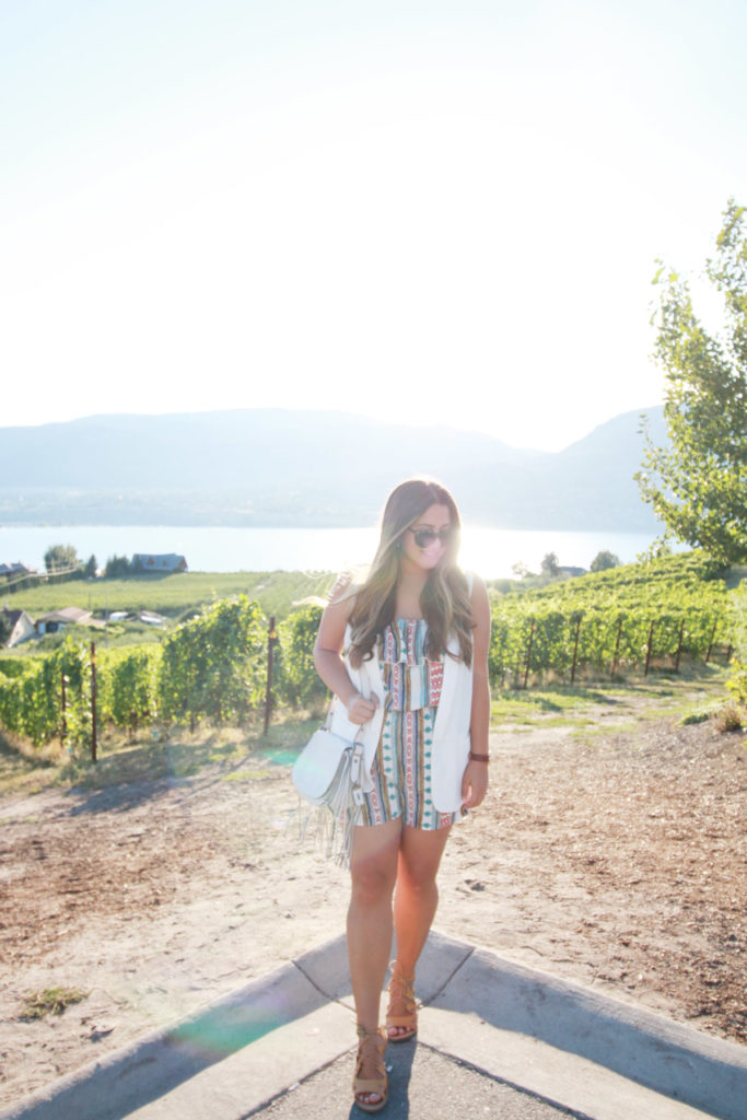 poplar grove winery, dinner at vanilla pod, where to eat in naramata, best food naramata bench, alicia fashionista