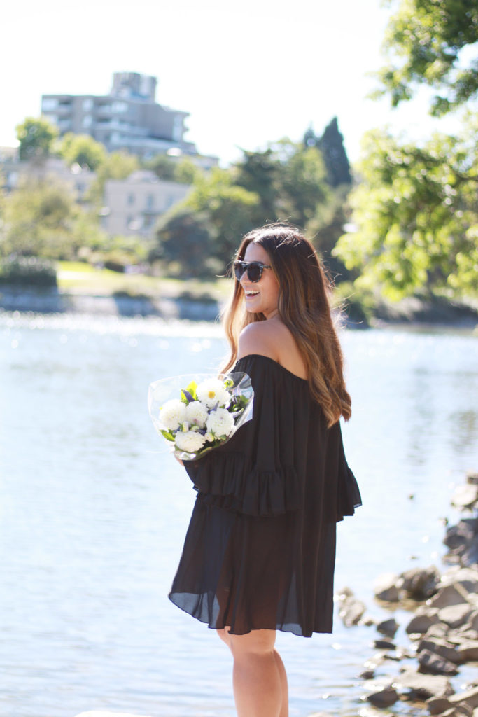 boohoo clothing, asos black dress, alicia fashionista, curvy outfit ideas, best summer dresses 2016