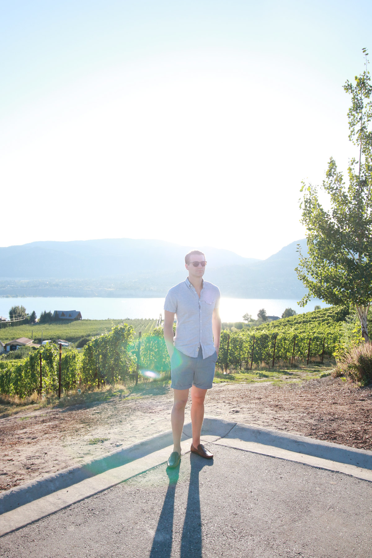 White apron naramata