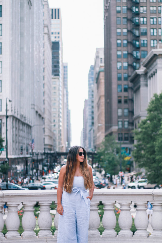 vancouver to chicago, what to do in chicago, chicago travel diary, chicago in june, alicia fashionista, vancouver travel blogger