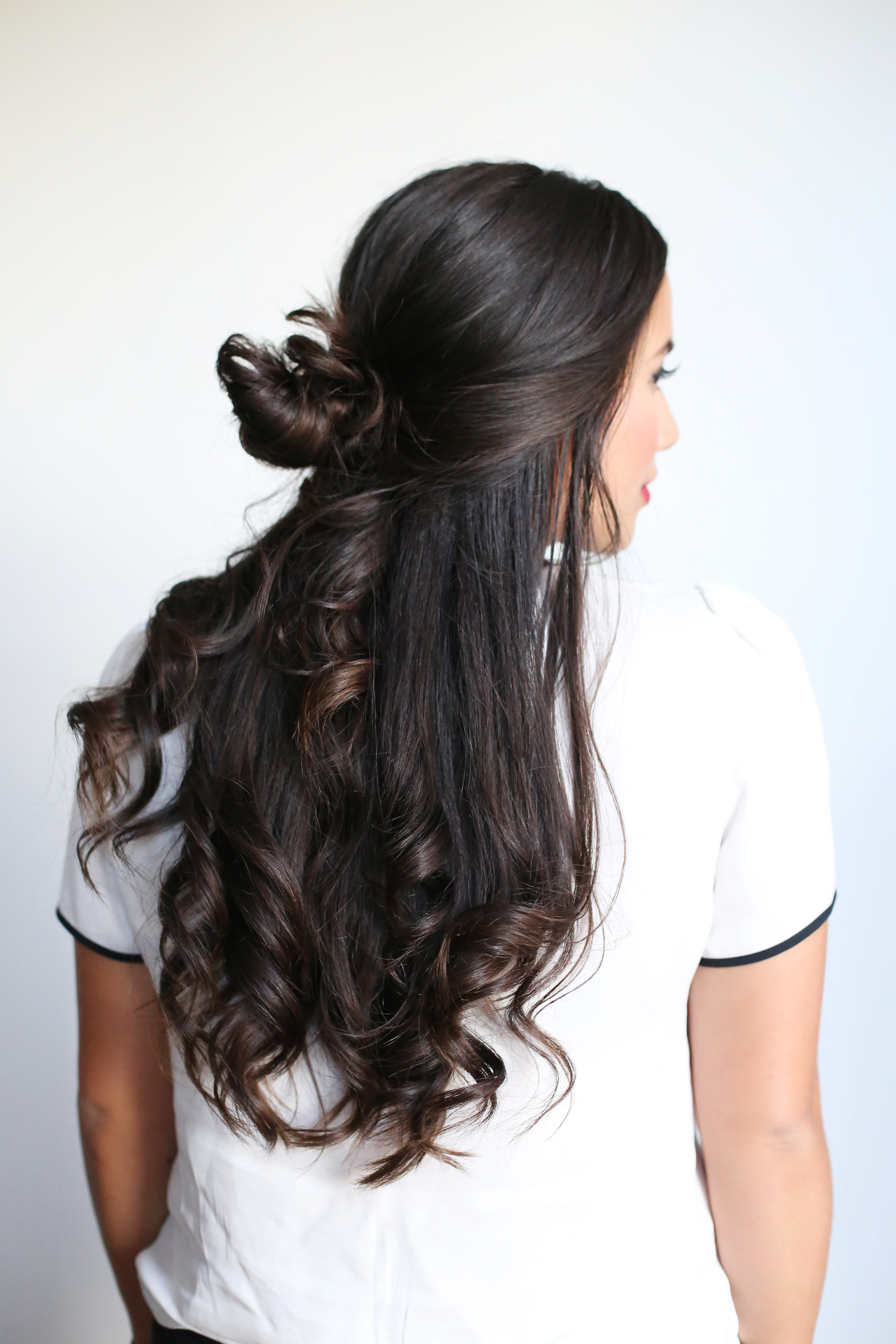 Second Day Hairstyles Alicia Fashionista